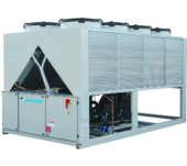 Air Cooled Multi Scroll Chiller Image